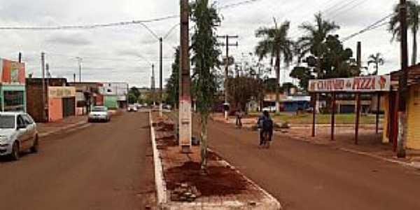 Imagens da cidade de Maurilândia - GO