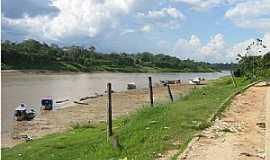 Envira - Envira-AM-Rio Tarauacá-Foto:Wiliam Braun