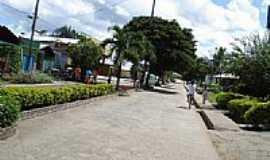 Envira - Rua de Envira-AM-Foto:Marcelo Imoto