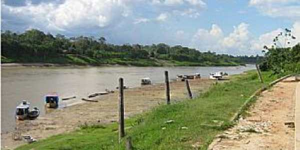 Envira-AM-Rio Tarauacá-Foto:Wiliam Braun