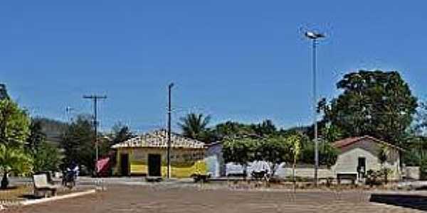 Messianópolis-GO-Centro do Distrito-Foto:Facebook