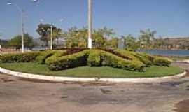 Minaçu - Minaçu-GO-Rotatória de acesso à Praia do Sol-Foto:Calpires