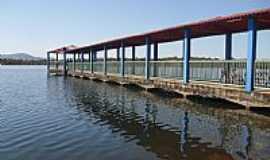 Minaçu - Minaçu-GO-Trapiche no Lago Cana Brava-Foto:Calpires