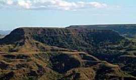 Mineiros - Morro do Caix�o
