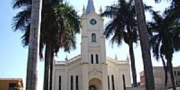 Igreja Matriz do Divino Espírito Santo Foto Vicente A. Queiroz