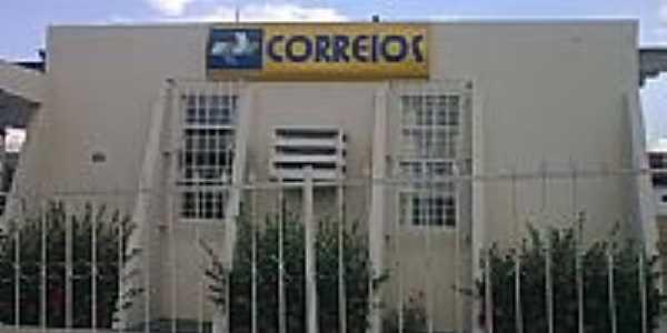 Agência dos Correios-Foto:George Augusto Rodri…