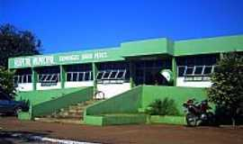 Montes Claros de Goiás - Montes Claros de Goiás-GO-Hospital Municipal-Foto:Jonair Barbosa