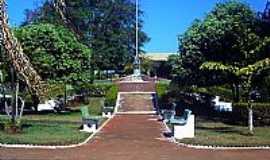 Montes Claros de Goiás - Montes Claros de Goiás-GO-Praça próximo à Rodoviária-Foto:Jonair Barbosa