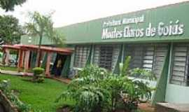 Montes Claros de Goiás - Montes Claros de Goiás-GO-Prefeitura Municipal-Foto:Jonair Barbosa