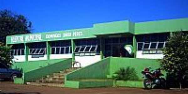 Montes Claros de Goiás-GO-Hospital Municipal-Foto:Jonair Barbosa