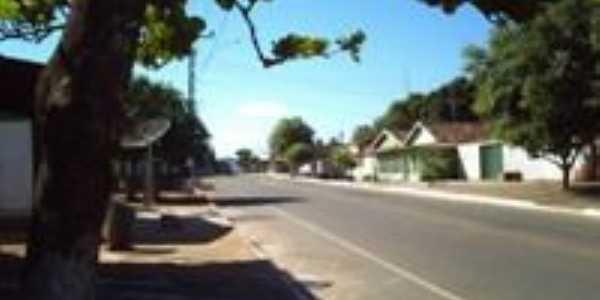 Mata Azul - Distrito do Municipio, Por ana