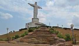 Morrinhos - Morrinhos-GO-Cristo Redentor-Foto:Arolldo Costa Olivei…