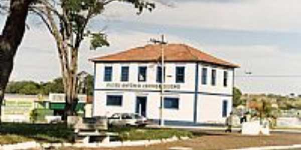 Morrinhos-GO-Museu Antônio Correa Bueno-Foto:J.L.Vieira