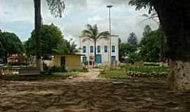 Mossâmedes - Mossâmedes-GO-Praça e Igreja de São José-Foto:Angela.go
