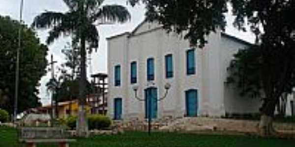 Mossâmedes-GO-Igreja de São José-Foto:Angela.go