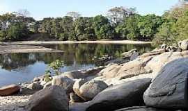 Mozarlândia - Mozarlândia-GO-Rio Tesouras-Foto:ivande silva Pereira