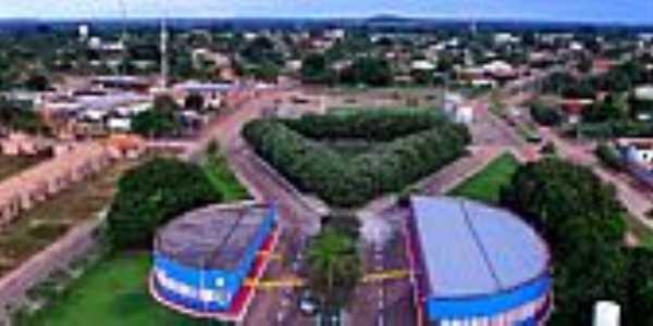 Imagens da cidade de Mundo Novo- GO