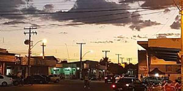 Imagens da cidade de Nazário - GO