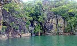 Niquelândia - Niquelândia-GO-Cachoeira Serra Negra-Foto:neide oliveira