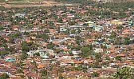 Niquelândia - Vista aérea da cidade-Foto:Kilian Adani
