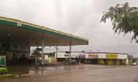 Nova Crixás - Posto de Combustível em Nova Crixás-Foto:Virley Silva