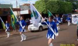 Nova Glória - desfile do C.E.H.F.V, Por Danyelle e Hellen s2s2