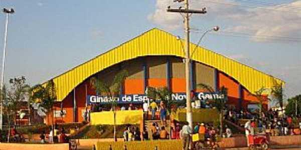 Imagens da cidade de Novo Gama - GO