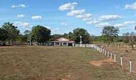 Novo Planalto - Casa de Fazenda no Município de Novo Planalto-Foto:mfrural.