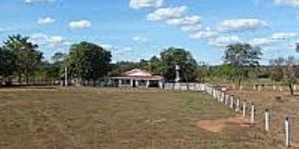 Casa de Fazenda no Município de Novo Planalto-Foto:mfrural.