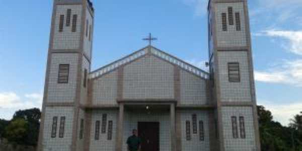 Igreja Nossa Senhora de Belém em Freguesia do Andirá, Por Maria Luciana Ribeiro