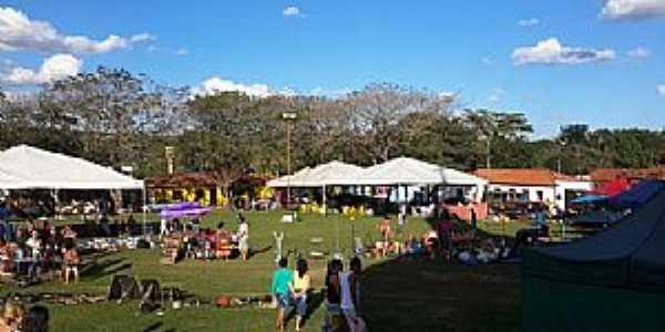 Feira do Troca de Olhos D'água, Goiás