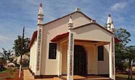 Orizona - Orizona-GO-Capela de N.Sra.da Guia no Povoado de Corumbajuba-Foto:Pe. Edinisio Pereira�