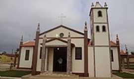 Orizona - Orizona-GO-Capela de N.Sra.das Gra�as no Povoado de Buritizinho-Foto:Pe. Edinisio Pereira�
