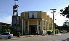 Padre Bernardo - Padre Bernardo-GO-Igreja Matriz-Foto:Cabral Lopes