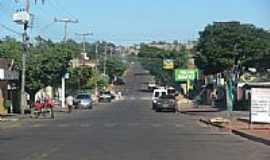 Palestina de Goiás - Avenida em Palestina de Goiás-Foto:João Santos (JS)