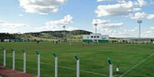 Estádio Municipal-Foto:Arneide Machado