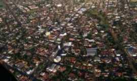Palmeiras de Goiás - Palmeiras de Goiás, foto aérea, Por ELAINO GARCIA