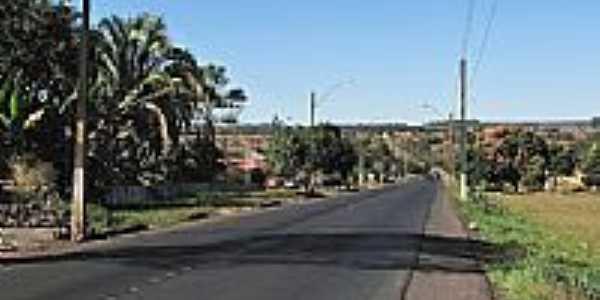 Chegando em Palmelo-GO-Foto:jackson a de moura