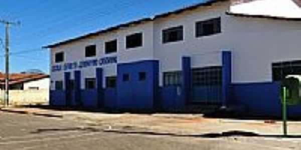 Escola Esp�rita de Palmelo-GO-Foto:jackson a de moura