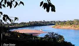 Guajará - Guajará-AM-Rio-Foto:Cesar Junior