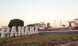 Panamá - Panamá-GO-Trevo de acesso da cidade-Foto:Pe. Edinisio Pereira…
