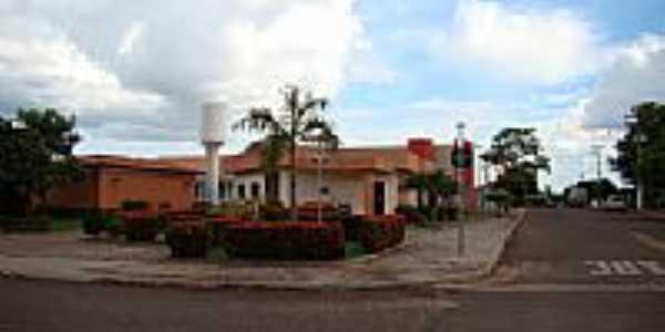 Minist�rio P�blico de Paranaiguara-Foto:Jorge Edgar Meza Mon�