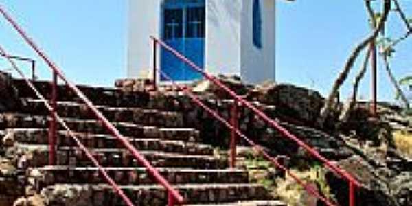 Capela em Para�na-GO-Foto:Arolldo Costa Olivei�