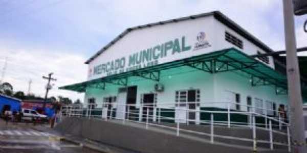 Mercado Municipal -  Por Amazonense