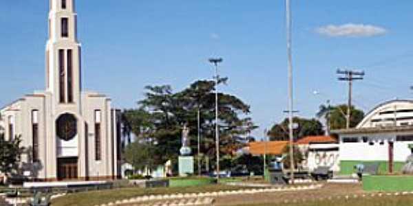 Imagens da cidade de Piracanjuba - GO