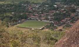 Piranhas - Piranhas-GO-Vista do Estádio Serra Negra-Foto:Juliani Ozarczuki