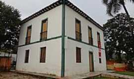 Pirenópolis - Pirenópolis-GO-Casa de Câmara e Cadeia-Museu do Divino-Foto:Pe. Edinisio Pereira…