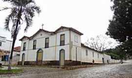 Pirenópolis - Pirenópolis-GO-Museu de Arte Sacra da Igreja de N.Sra.do Carmo-Foto:Pe. Edinisio Pereira…