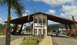 Pirenópolis - Pirenópolis-GO-Pórtico de entrada da cidade-Foto:wikimapia.org