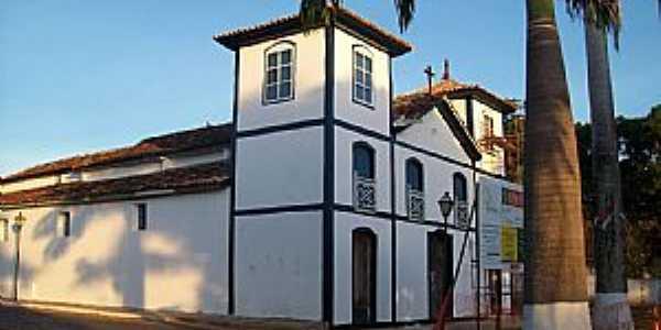 Pirenópolis-GO-Igreja do Bomfim-Foto:Josue Marinho